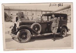 AUTO - CAR - VOITURE - Non Identificata - MILITARE -  FOTO ORIGINALE - Automobili