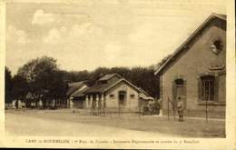 51 MOURMELON-LE-GRAND - 8e REGT DE ZOUAVES   / A 334 - Mourmelon Le Grand