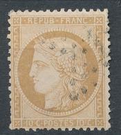 N°36 NUANCE ET OBLITERATION. - 1870 Siege Of Paris