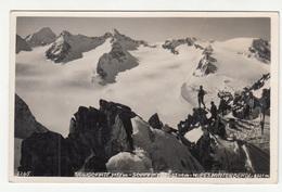 Kräulscharte Old Postcard Travelled 1940 Fulpmes - Innsbruck Pmk B190110 - Austria