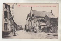 EPERNAY - Rue Eugène Mercier - Le Temple Protestant - Epernay