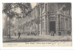 21333 - Cairo National Bank Of Egypt - Le Caire