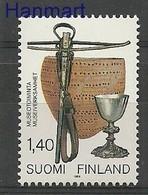 Finland 1984 Mi 942 MNH ( ZE3 FNL942 ) - Archéologie