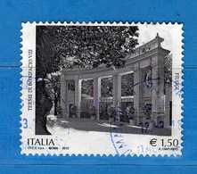 Italia- °-2012- TERME Di SAN BONIFACIO FIUGGI - Unif. 3392.  Usato.   Vedi Descrizione - 6. 1946-.. Repubblica