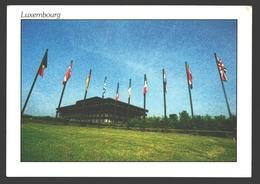 Luxembourg - Cour De Justice Européenne - 16,5 X 11,5 Cm - Luxembourg - Ville