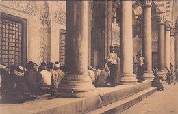 Turquie Constantinople Musulmans En Prière éditeur Rochat N°1104 - Turquie