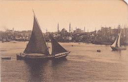 Turquie Constantinople Stamboul & La Corne D Or éditeur Rochat N°1107 - Turquie