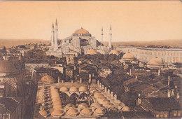Turquie Constantinople Ste Sophie éditeur Rochat N°1114 - Turquie