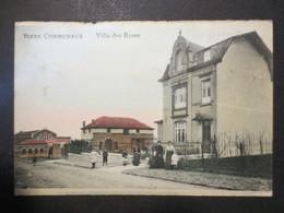 Belgique - CPA - Seraing - Biens Communaux - Villa Des Roses - 1920 - N.J. Muller - Rare - - Seraing