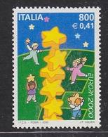 Europa Cept 2000 Italy 1v ** Mnh (41679D) - Europa-CEPT