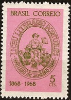 BRAZIL #1094  - Centenary Of The Portuguese Literary Lyceum (1868-1968 )  - Mnh - Brazil