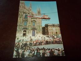 B710   Milano Elicottero Birra Prinz Brau - Milano