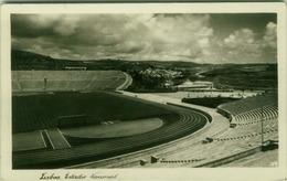 PORTUGAL - LISBOA - STADIO / STADIUM / ESTADIO NACIONAL - RPPC POSTCARD 1950s (BG1939) - Lisboa