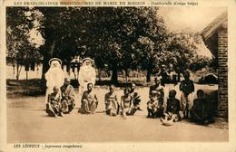 CONGO Belge STANLEYFALLS Franciscaines Missionnaires De Marie  LES LEPREUX - Missions