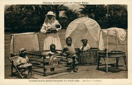CONGO Belge Mission Dominicaine  Les Petits Orphelins - Missions