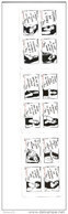 Carnet BC 538 MISTIC Neuf Et Non Plié, Femmes De L'Etre, Sous Faciale, Lettre Prioritaire, 12 Timbres - Usage Courant