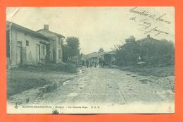 """CPA 51 Saint Menehould - Grigny  """" La Grande Rue """" Carte Precurseur - Sainte-Menehould"""