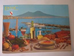 """Cartolina Viaggiata """"E.R.S.A.C. Valorizzazione Dei Prodotti Agricoli Della Campania"""" 1999 - Napoli"""