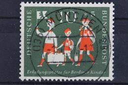 Deutschland, MiNr. 250, Zentrischer Stempel, Gestempelt - Non Classés