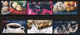 2018 Finland, Finnish Tastes, M 2579-84 Complete Fine Used Set. - Finnland