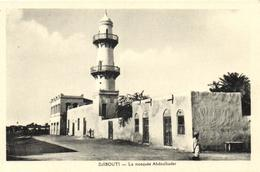 1 Cpa Djibouti - La Mosquée Abdoulkader - Djibouti