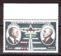 Réunion - 1972 - Poste Aérienne N° 62 - Neuf ** - Daurat Et Vanier - Réunion (1852-1975)