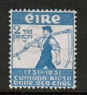 IRELAND   Scott # 84* VF MINT HINGED (Stamp Scan # 440) - 1922-37 Stato Libero D'Irlanda