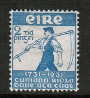 IRELAND   Scott # 84* VF MINT HINGED (Stamp Scan # 440) - Nuovi
