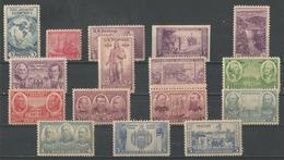 Usa 1933-1936 (timbres Diverses) - Vereinigte Staaten