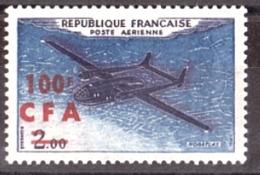 Réunion - 1961 - Poste Aérienne N° 58 - Neuf ** - Noratlas - Réunion (1852-1975)