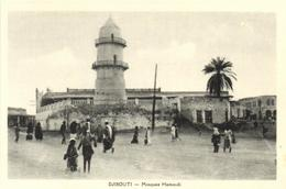 1 Cpa Djibouti - Mosquée Hamoudi - Djibouti