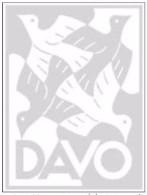 Feuilles Davo Belgique - Année 2000 - LIRE !!! - Albums & Reliures