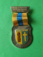 SVIZZERA  Marcia Gallenkirche 1973 - Medaillen & Ehrenzeichen