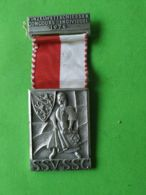 SVIZZERA Einzelwettschiessen Individuale 1974 - Medaillen & Ehrenzeichen