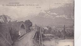 GRENOBLE LES PONTS DE CLAIX    VG   AUTENTICA 100% - Grenoble
