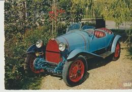 CP - PHOTO - BUGATTI COURSE - GRAND PRIX LE MANS 1923 - IRIS - MARTINEAU - - Le Mans