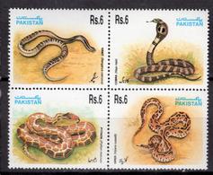 1995 - PAKISTAN - Catg.. Mi.  925/928 - NH - (CW1822.3) - Pakistan