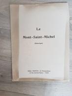 Visions Du Mont-Saint-Michel Photos Inédites - Reproductions