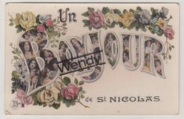 Sint-Niklaas (un Bonjour De St. Nicolas) - Sint-Niklaas