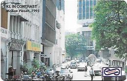Malaysia: Uniphone - Kuala Lumpur, Medan Pasar - Malaysia