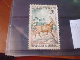 SENEGAL  YVERT N°201 - Sénégal (1960-...)