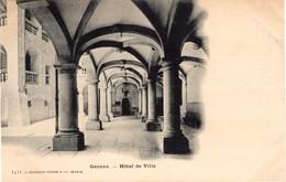Genève.Hôtel De Ville. - GE Ginevra