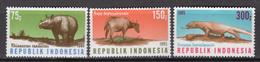 1985 - INDONESIA - Catg.. Mi.  1187/1189 - NH - (CW1822.3) - Indonesia