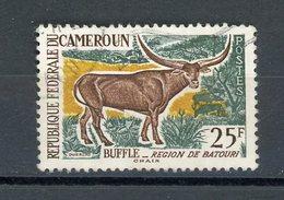 CAMEROUN : ANIMAUX N° Yvert 348 Obli. - Cameroun (1960-...)