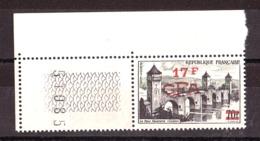 Réunion - 1957/59 - N° 339 - Neuf ** - Cahors - Pont Valentré - Coin De Feuille - Réunion (1852-1975)