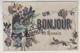 Ronse (un Bonjour 1910) - Renaix - Ronse