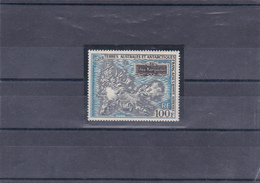 N° 20 PA - Noir, Bleu Et Gris Bleu Carte Des Iles KERGUELEN (Superbe Timbre, Neuf, Gomme Origine, Sans Charnière) - Colecciones & Series