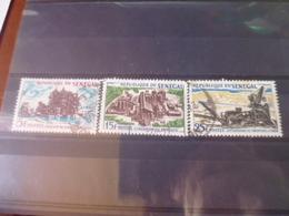 SENEGAL  YVERT N°235--239 - Sénégal (1960-...)
