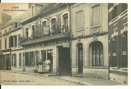 02 - NOTRE DAME DE LIESSE / HÔTEL DES TROIS ROIS - France
