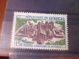 SENEGAL  YVERT N°237 - Sénégal (1960-...)